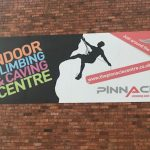 The Pinnacle Climbing & Caving Centre